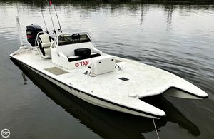 Used Custom Titan 22 Center Console Fishing Boat For Sale