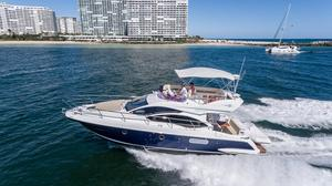 Used Azimut 42 Flybridge Boat For Sale