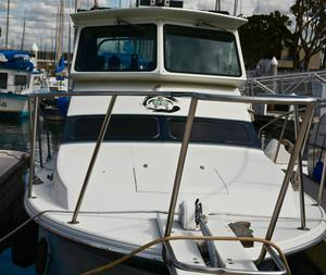 Used Skipjack Pilothouse Boat For Sale