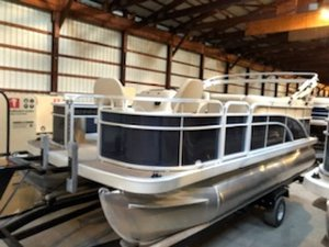 New Bennington 188 SF - 8' Narrow Beam Pontoon Boat For Sale