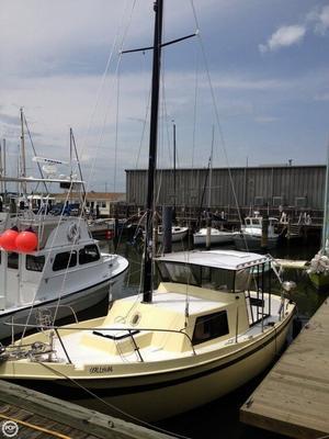 Used Perma-Craft 26 Motorsailer Sailboat For Sale