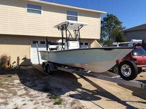 Used Blazer Bay 2400 Center Console Fishing Boat For Sale
