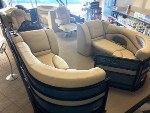 New Sylvan 8522miragelz Pontoon Boat For Sale