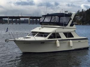Used Tollycraft Sport Cruiser Boat For Sale