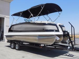 New Cobalt ML2 Platform Series Pontoon Boat For Sale