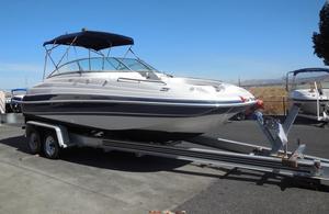 Used Four Winns 224 Funship224 Funship Deck Boat For Sale