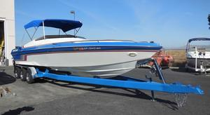 Used Hallett 270T High Performance Boat For Sale
