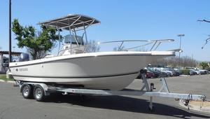 New Defiance Commander 220EXCommander 220EX Center Console Fishing Boat For Sale