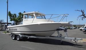 New Defiance 220 Admiral EX220 Admiral EX Saltwater Fishing Boat For Sale
