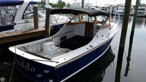 Used Dyer 291 Downeast Fishing Boat For Sale
