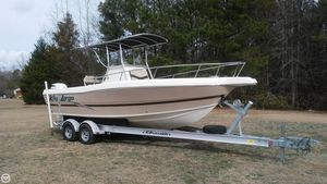 Used Key Largo 2300 WI Center Console Fishing Boat For Sale