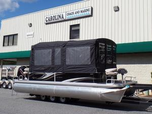 New Qwest LS 822 RLS Fishtail Pontoon Boat For Sale
