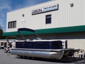 New Crest II 230 SLC Pontoon Boat For Sale