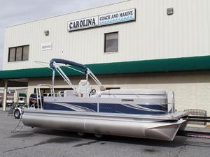 New Qwest Avanti 821 Lanai Pontoon Boat For Sale