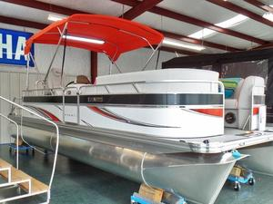 New Qwest Avanti 823 Lanai Pontoon Boat For Sale