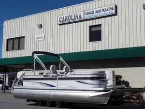 New Qwest Avanti 821 RLS Pontoon Boat For Sale