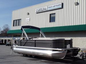 New Crest I Fish 220 SF Pontoon Boat For Sale
