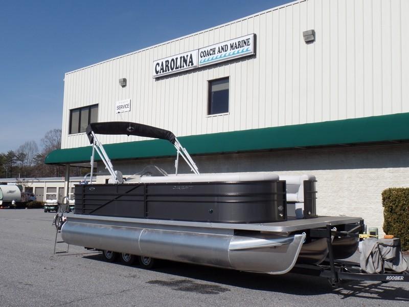 2017 Used Crest Pontoon Boats Pontoon Boat For Sale