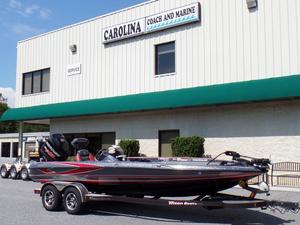 Used Triton 21 TRX Bass Boat For Sale
