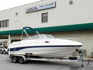 Used Chaparral 215 SSi Cruiser Boat For Sale