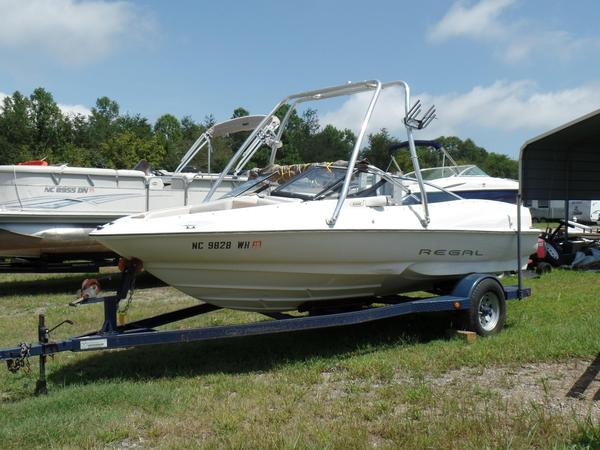 Used Regal 1800 LSR Runabout Boat For Sale
