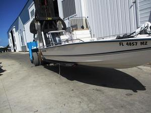 Used Palm Beach 211 Bay Boat For Sale