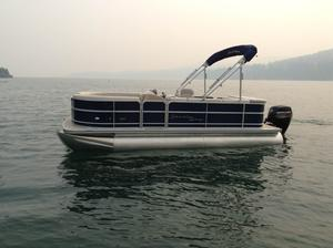 New South Bay 220 CR220 CR Pontoon Boat For Sale