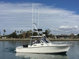 Used Albemarle 280 Express Fisherman Freshwater Fishing Boat For Sale