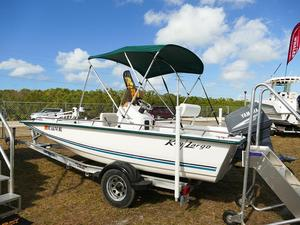 Used Key Largo 186 Bay Boat For Sale