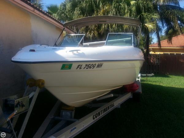 Used Yamaha SR 230 Bowrider Boat For Sale