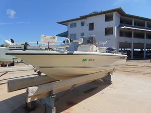 Used Key West 19BR19BR Center Console Fishing Boat For Sale