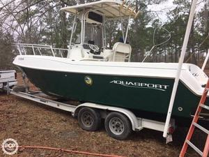 Used Aquasport 245 Opsrey TE Center Console Fishing Boat For Sale