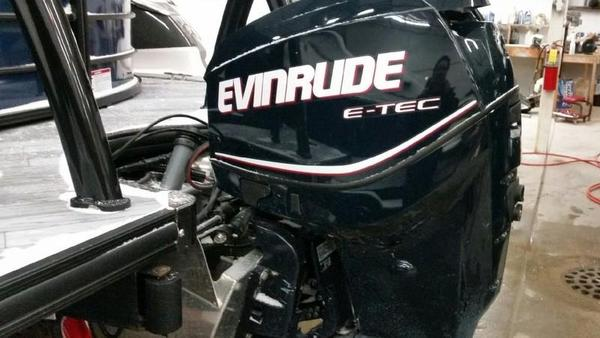 Used Evinrude E115DPLII Engine Other Boat For Sale