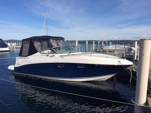 Used Four Winns 268 Vista Cruiser Boat For Sale