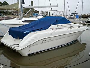Used Sea Ray 250 Sundancer Express Cruiser Boat For Sale