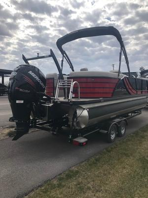 New South Bay 523RS DC523RS DC Pontoon Boat For Sale