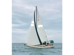Used Catalina C-30 Sloop Sailboat For Sale