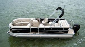 Used Berkshire 220 CL LTD Pontoon Boat For Sale