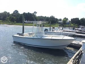 Used Regulator Marine 21 Center Console Fishing Boat For Sale
