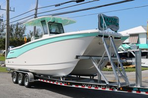 New World Cat 280CC280CC Center Console Fishing Boat For Sale