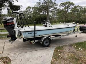 Used Action Craft 1890 Flatsmaster SE Flats Fishing Boat For Sale