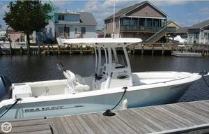 Used Sea Hunt 25 Game Fish Center Console Fishing Boat For Sale