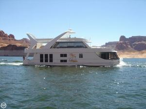 Used Desert Shore 73 House Boat For Sale