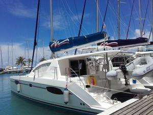 Used Leopard 39 Cruiser Sailboat For Sale