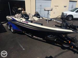 Used Triton TR20 Bass Boat For Sale