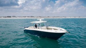 Used Hydra-Sports 4100 VSF4100 VSF Saltwater Fishing Boat For Sale