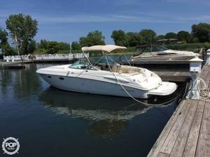 Used Chaparral 265 SSI Express Cruiser Boat For Sale