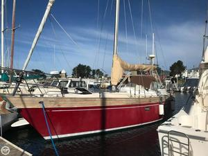 Used Nantucket Island 38 Racer and Cruiser Sailboat For Sale