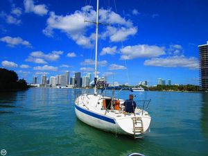 Used Irwin Yachts 37-1 Racer and Cruiser Sailboat For Sale
