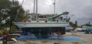 Used Bruce Roberts 34 Sloop Sailboat For Sale